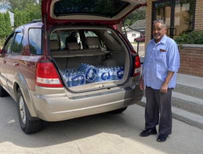Vista Park Watter Bottle Donation