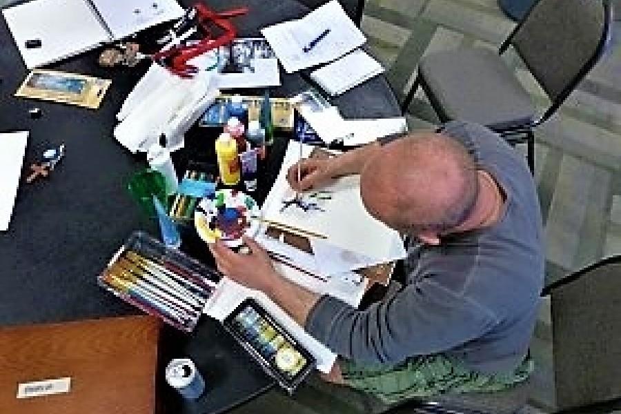 05 Painting man 300x225