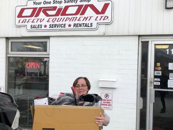 Orion Safety Equipment LTD headshot